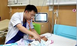 Cứu sống em bé sinh cực non ở tuần thai 26, chỉ nặng 600 gram
