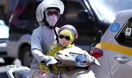 Khuyến cáo mới nhất của Bộ Y tế phòng bệnh do nắng nóng kéo dài