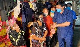 Thứ trưởng Bộ Y tế: Không được để dịch bạch hầu bùng phát trở lại ở huyện Đắk Glong