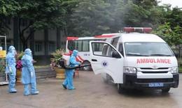 """Nhật ký COVID-19 từ """"tâm dịch"""" ngày 5/8: BV Phổi Đà Nẵng tiếp nhận bệnh nhân nặng đầu tiên"""
