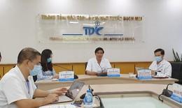 Gần 100 điểm cầu kết nối tư vấn khám chữa bệnh từ xa với tâm dịch Đà Nẵng