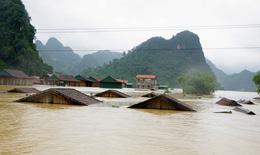 Bộ Y tế: Đảm bảo nước sạch, vệ sinh môi trường, quản lý chất thải y tế trong mùa bão