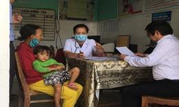 Tổ công tác số 4 của Bộ Y tế hỗ trợ khắc phục hậu quả sau mưa, lũ tại Thừa Thiên Huế