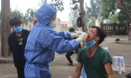 Thông tin mới liên quan đến ca tái dương tính ở Quảng Bình
