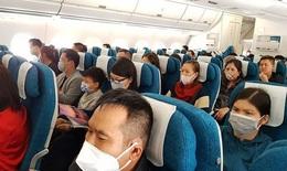 Tất cả khách đi máy bay phải thực hiện nghiêm phòng dịch COVID-19