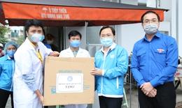 Khẩn cấp hỗ trợ 1,5 triệu khẩu trang y tế cho tỉnh giáp biên, tỉnh có ca mắc COVID-19