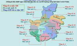 Kết thúc cách ly y tế nhiều xã, phường ở huyện Kinh Môn, Hải Dương