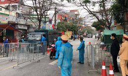 Không phát sinh ca mới, 5 huyện, thành phố ở Hải Dương kết thúc cách ly