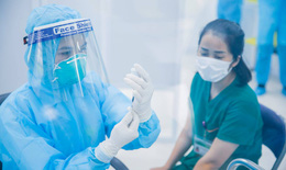 Bộ Y tế hướng dẫn tạm thời khám sàng lọc trước tiêm chủng vắc xin COVID-19