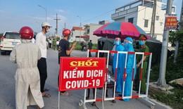 Hưng Yên có 87 người liên quan BV Bệnh Nhiệt đới TW cơ sở Đông Anh, 2 ca dương tính