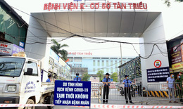 Hải Dương: Người đến BV K cơ sở Tân Triều từ ngày 16/4/2021 phải khai báo y tế