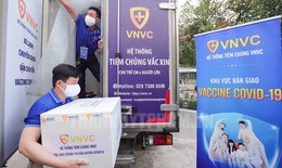 VNVC và hành trình tự hào đưa vắc xin phòng COVID-19 về Việt Nam