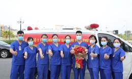 Nhiều bác sĩ, điều dưỡng BV Sản Nhi tỉnh Phú Thọ viết đơn xung phong chống dịch
