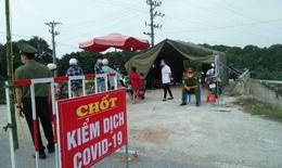 Hưng Yên: 2 ca dương tính đầu tiên ở huyện Tiên Lữ, chưa rõ nguồn lây