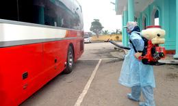 Dịch nóng bỏng, Hưng Yên dừng vận tải khách bằng ô tô đến vùng có dịch