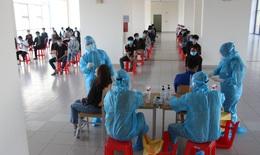 5 ca dương tính, trong đó có một nhân viên y tế ở Hưng Yên