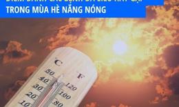 6 bệnh da liễu hay gặp trong mùa nắng nóng