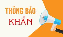 Khẩn tìm người từng đến 11 điểm ở Phú Yên,Khánh Hòa đã về Hưng Yên