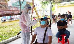 Tổ công tác Bộ Y tế tích cực giúp Đồng Tháp phòng, chống dịch COVID-19