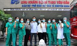 Các bệnh viện tiếp tục cử thầy thuốc chi viện cho TP.HCM chống dịch COVID-19