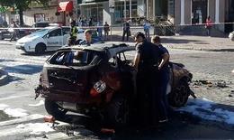 Nhà báo nổi tiếng Nga Pravlo Sheremet bị ám sát trong vụ đánh bom xe ở Ukraina