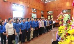 Đoàn viên thanh niên Bộ Y tế báo công với Bác