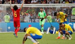 World Cup 2018: Brazil bị loại và hiện hình nhà vô địch 'quỷ đỏ'