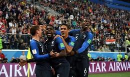 Tổng thống Nga Putin chúc mừng Pháp đã chiến thắng bán kết World Cup
