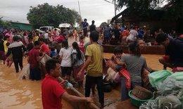 Hàng trăm người chết và mất tích vì vỡ đập thủy điện ở Lào