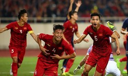 Việt Nam chọc thủng lưới Thái Lan 2 lần, vẫn phải chấp nhận trận hòa 0-0
