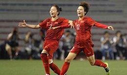 Đội tuyển nữ Việt Nam hạ Thái Lan, bảo vệ thành công ngôi hậu SEA Games