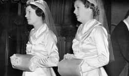 Sự biến đổi thú vị của váy phù dâu