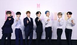 Bài hát ''DYNAMITE'' của BTS mang lại hy vọng cho thế giới