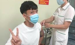Dự kiến tháng 5 thực hiện mũi tiêm vắc xin phòng COVID-19 nhắc lại cho 45 tuyển thủ