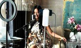 Diva Hồng Nhung hát trực tuyến gây quỹ chống dịch COVID-19