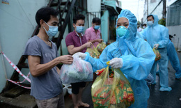 Ca sĩ Thái Thùy Linh lao vào tâm dịch để 'Thương Sài Gòn'