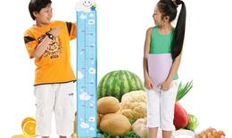 Tăng cường hấp thụ giúp trẻ tăng cân, tăng chiều cao