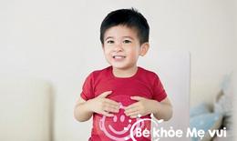 Giải pháp cho chứng rối loạn tiêu hóa ở trẻ em