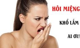 Cách khắc phục chứng hôi miệng nhanh và an toàn từ thảo dược