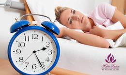 Chứng mất ngủ kinh niên hay gặp ở phụ nữ