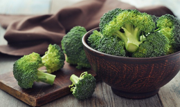 Để phòng chống ung thư gan, hãy ăn bông cải xanh 3 lần mỗi tuần