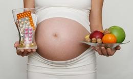 Chế độ dinh dưỡng cần thiết giúp mẹ bầu có một thai kỳ khỏe mạnh
