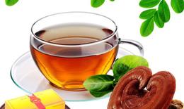 Trà Linh Chi - thức uống giải khát và phòng bệnh hiệu quả