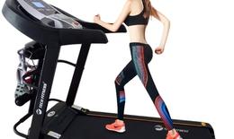 Máy chạy bộ tại nhà- xóa tan mọi lo âu sức khỏe