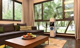Bộ 4 máy lọc nước tích hợp nóng lạnh Hàn Quốc thế hệ mới đổ bộ thị trường
