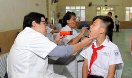 Phòng xa những bệnh trẻ dễ mắc mùa tựu trường