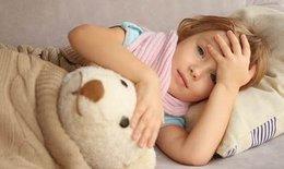 Cảm cúm ở trẻ em: làm sao để bé nhanh dứt bệnh