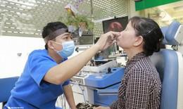 Đa số người bệnh viêm mũi xoang gặp biến chứng nhiễm trùng ổ mắt