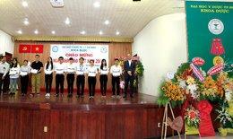 Rohto-Mentholatum Việt Nam trao học bổng cho sinh viên  ĐH Y Dược và CĐYT Bình Dương