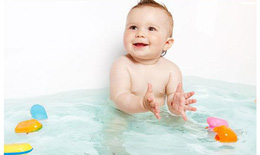 Cách đơn giản phòng ngừa bệnh ngoài da cho trẻ